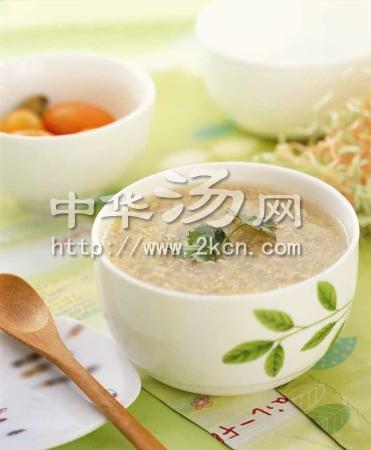 养颜靓汤:美味薏仁红豆汤